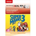 SUPER MARIO BROS. 3 NINTENDO 3DS CÓDIGO DE DESCARGA DIGITAL VIRTUAL CONSOLE