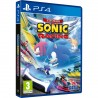 TEAM SONIC RACING PS4 JUEGO FÍSICO PARA PLAYSTATION 4 DE SEGA