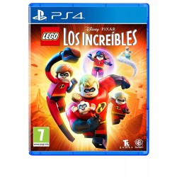 LEGO LOS INCREIBLES PS4...