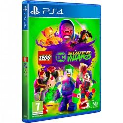 LEGO DC SUPERVILLANOS PS4...