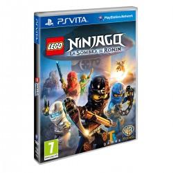 LEGO NINJAGO LA SOMBRA DE RONIN PSVITA JUEGO FISICO PLAYSTATION VITA DE WARNER