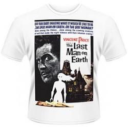CAMISETA THE LAST MAN ON EARTH XXL CAMISETAS CINE