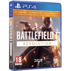 BATTLEFIELD 1 REVOLUTION PS4 JUEGO FÍSICO + PREMIUM PASS Y EXTRAS PLAYSTATION 4