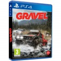 GRAVEL PS4 JUEGO FÍSICO PARA PLAYSTATION 4 DE MILESTONE