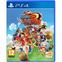 ONE PIECE UNLIMITED WORLD DELUXE EDITION PS4 JUEGO FÍSICO DE BANDAI NAMCO