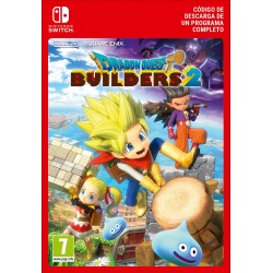 DRAGON QUEST BUILDERS 2 NINTENDO SWITCH CÓDIGO DE DESCARGA DIGITAL