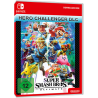 SUPER SMASH BROS ULTIMATE HERO - CHALLENGER PACK NINTENDO SWITCH CÓDIGO DE DESCARGA DIGITAL