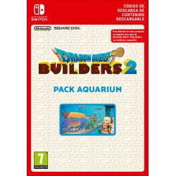 DRAGON QUEST BUILDERS 2 - PACK AQUARIUM NINTENDO SWITCH CÓDIGO DESCARGA DIGITAL
