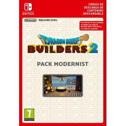 DRAGON QUEST BUILDERS 2 - PACK MODERNIST NINTENDO SWITCH CÓDIGO DE DESCARGA DIGITAL