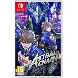 ASTRAL CHAIN SWITCH JUEGO FÍSICO PARA NINTENDO SWITCH