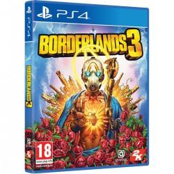 BORDERLANDS 3 PS4 JUEGO FÍSICO PLAYSTATION 4 DE GEARBOX 2K