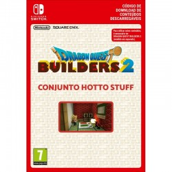 DRAGON QUEST BUILDERS 2 - PACK HOTTO STUFF NINTENDO SWITCH CÓDIGO DE DESCARGA DIGITAL