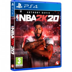 NBA 2K20 PS4 JUEGO FÍSICO...