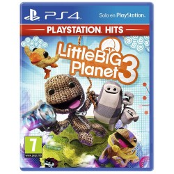LITTLE BIG PLANET 3 PS4 HITS JUEGO FÍSICO PARA PLAYSTATION 4 DE SUMO DIGITAL