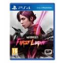 INFAMOUS FIRST LIGHT PS4 VIDEOJUEGO FÍSICO PARA PLAYSTATION 4 DE SUCKER PUNCH