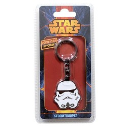 LLAVERO STAR WARS TROOPER MERCHAN CINE Y TV STAR WARS