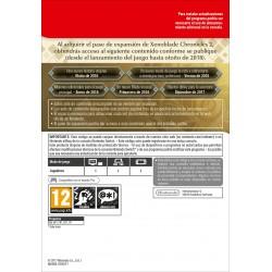 XENOBLADE CHRONICLES 2: EXPANSION PASS NINTENDO SWITCH CÓDIGO DESCARGA DIGITAL