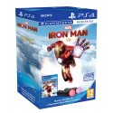MARVEL IRON MAN PS4 JUEGO FÍSICO + 2 MANDOS MOVE REQUIERE PLAYSTATION VR