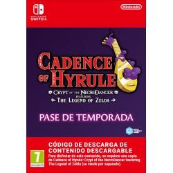 HAC DDC Cadence of Hyrule...