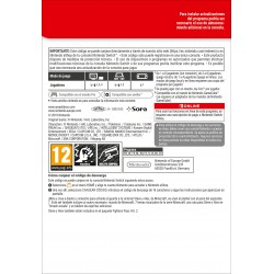 SUPER SMASH BROS ULTIMATE PACK DE ASPIRANTE 7 STEVE & ALEX CÓDIGO CONTENIDO DIGITAL