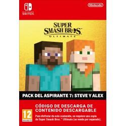 DDC AoC Super Smash Bros. Ultimate: Steve & Alex Challenger Pack