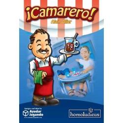CAMARERO JUEGOS DE CARTAS
