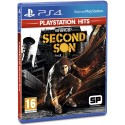 INFAMOUS SECOND SON JUEGO FÍSICO PS4 PLAYSTATION 4 HITS