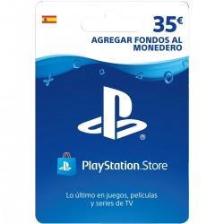 PSN 35€€ TARJETA PREPAGO CÓDIGO SE ENVÍA POR MAIL DESDE ESPAÑA PS4 PS5