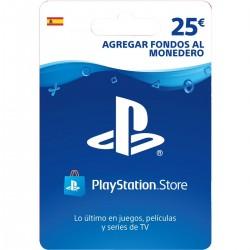 PSN 25€€ TARJETA PREPAGO CÓDIGO SE ENVÍA POR MAIL DESDE ESPAÑA PS4 PS5