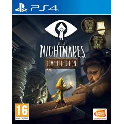 LITTLE NIGHTMARES COMPLETE EDITION PS4 JUEGO FÍSICO PARA PLAYSTATION 4