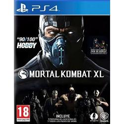 Mortal Kombat XL PLAYSTATION 4