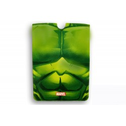 FUNDA PIEL IPAD MINI DELUXE LEATHER SLEEVE MARVEL HULK ARMOR