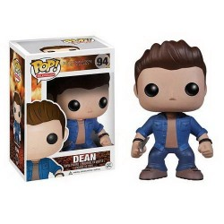 FIGURA POP TV SUPERNATURAL: DEAN FIGURAS TV FIGURAS SUPERNATURAL