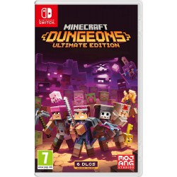 MINECRAFT DUNGEONS ULTIMATE...
