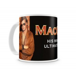 TAZA MACGYVER CAMISETAS SERIES TV