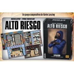 RESCATE: ALTO RIESGO JUEGOS MESA