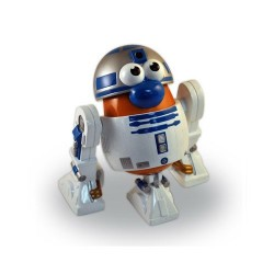 FIGURA MR POTATO STAR WARS : R2D2 17 CENTIMETROS TAMAÑO FIGURAS CINE