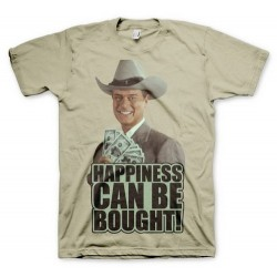 CAMISETA DALLAS HAPPINESS M CAMISETAS SERIES TV