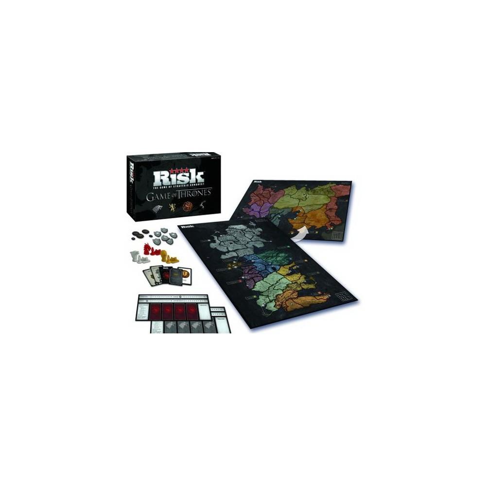 Risk Juego De Tronos Castellano Edicion Batalla Juegos Mesa The