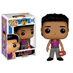 FIGURA POP SAVED BY THE BELL: A.C. SLATER FIGURAS SERIES TV