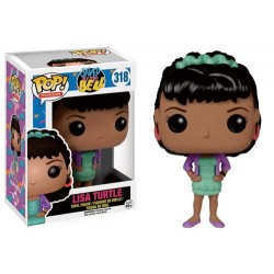 FIGURA POP SAVED BY THE BELL: LISA TURTLE FIGURAS SERIES TV