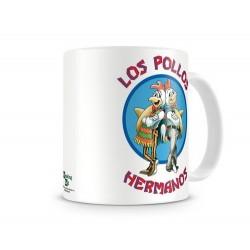 TAZA BREAKING BAD LOS POLLOS HERMANOS TAZAS CINE