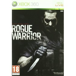 ROGUE WARRIOR XBOX 360 VIDEOJUEGO FISICO PHYSICAL GAME XBOX360