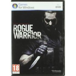 ROGUE WARRIOR PC VIDEOJUEGO FISICO PHYSICAL GAME PC
