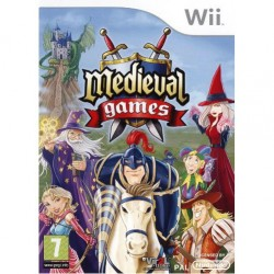 MEDIEVAL GAMES NINTENDO WII VIDEOJUEGO PHYSICAL GAME Wii