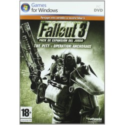 FALLOUT 3 ADD ON PACK 2 PC VIDEOJUEGO FISICO PHYSICAL GAME PC