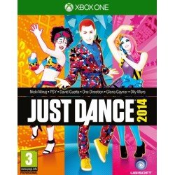 JUST DANCE 2014 XBOX ONE VIDEOJUEGO FÍSICO XBOXONE XBOX ONE