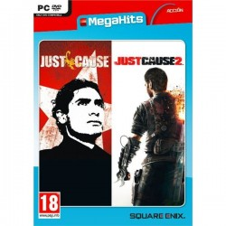 MEGAHITS JUST CAUSE 1 & 2 PC VIDEOJUEGO FISICO PHYSICAL GAME PC