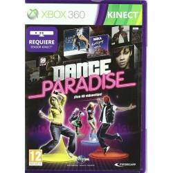 DANCE PARADISE KINECT XBOX 360 VIDEOJUEGO FÍSICO XBOX360 XBOX 360