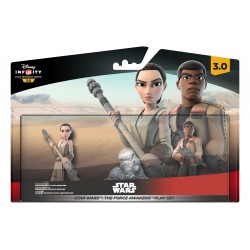 DISNEY INFINITY 3,0 STAR WARS PLAYSET EPISODIO VII FORCE AWAKENS